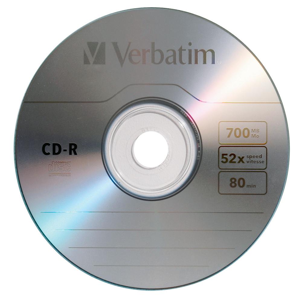 verbatim cd-r