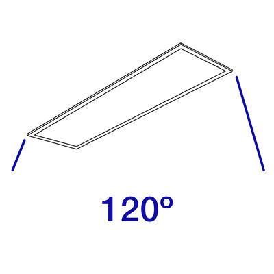 99906-1 ft. x 4 ft. 5000K, 40W LED Edge Lit Flat Panel